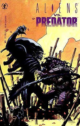 File:Aliens vs. Predator issue 0.jpg