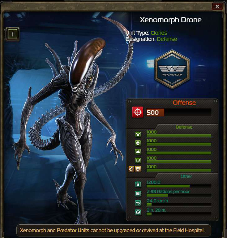 Xenomorph Soldier Images & Pictures - Becuo