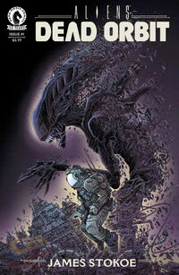 Aliens Dead Orbit 01
