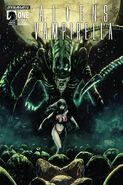 Aliens Vampirella01