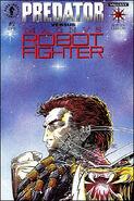 Predator versus Magnus Robot Fighter 002