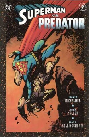 File:Superman Vs Predator.jpg