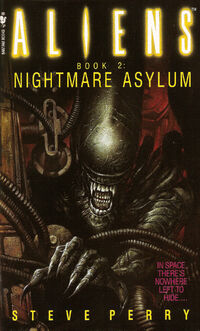 Nightmare Asylum Cover