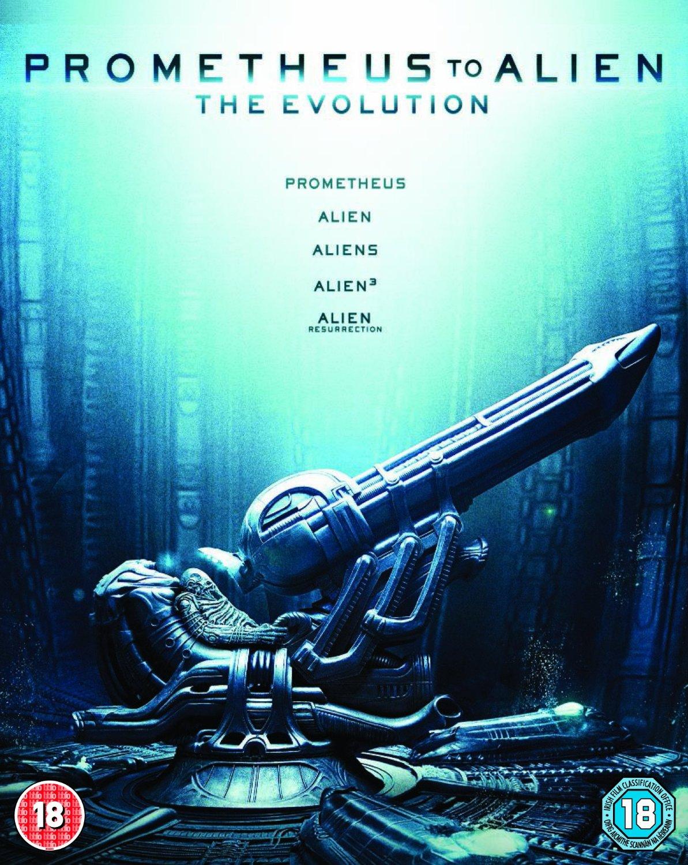 Prometheus To Alien The Evolution Xenopedia Fandom