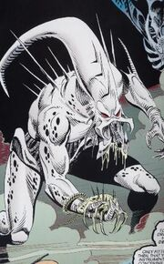 Aliens vs Predator - Deadliest of the Species - hybrid king