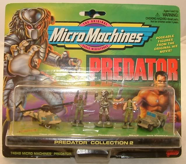 Predator (Micro Machines) | Xenopedia | Fandom powered by ...
