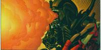 Fire-Eater Alien