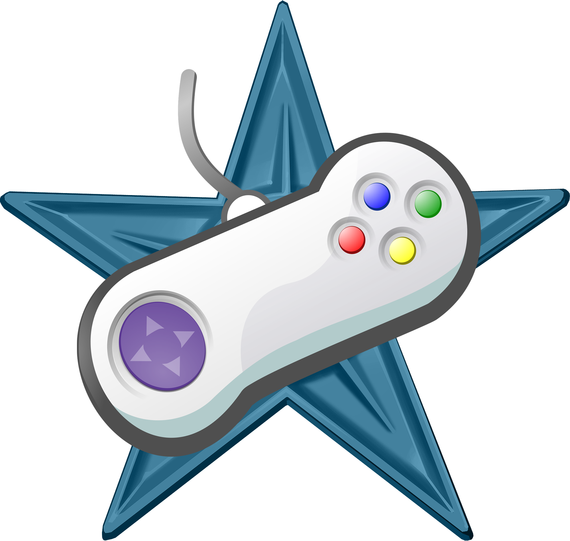 Image - Video Game Barnstar.png - Xenopedia - The Alien vs ...