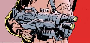Kramer rifle