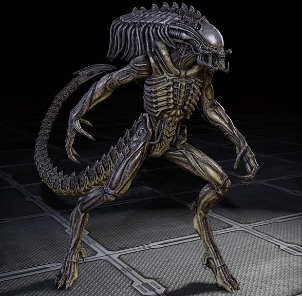 The Abomination   Xeno...