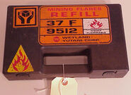 Alien 3 flare box