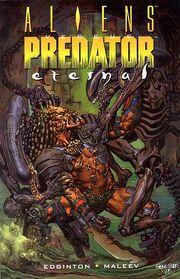 Aliens versus Predator Eternal TPB