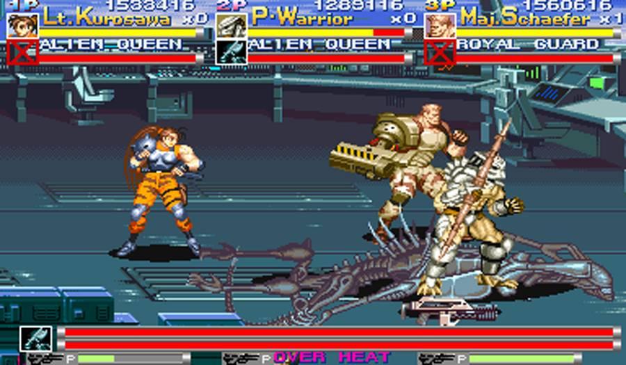 Aliens Vs Predator Arcade Game Download