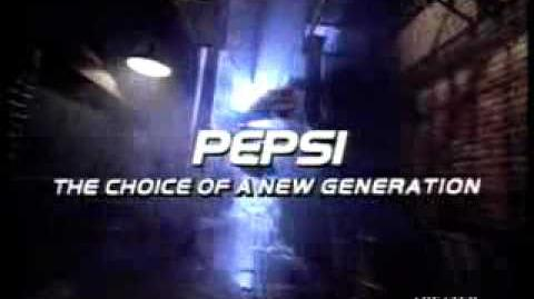 Alien Pepsi Commercial