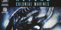 Aliens: Colonial Marines (2012 comic)