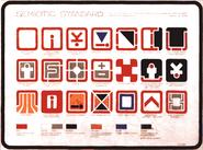 Nossymbols