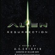 Alien Resurrection audiobook