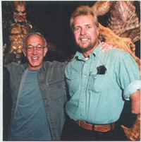 Stan Winston and David Smith