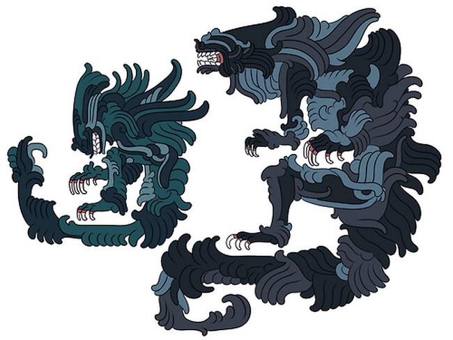 Mayan Xenomorph