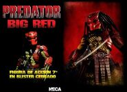 Neca-predator-series-7-big-red-depredador-figura-accion MLA-O-4062822334 032013