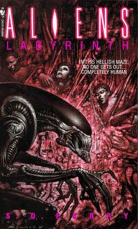 Aliens Labyrinth novel