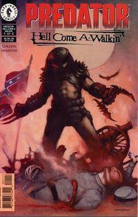 Predator Hell Come A Walkin issue 1