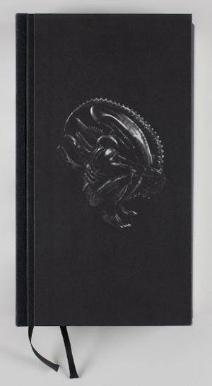 Alien Diaries cover