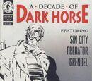 A Decade of Dark Horse