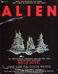 Alien Movie Novel