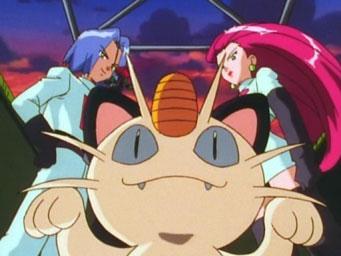 Team Rocket Anime