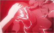 Father Restoring Alphonse's Arm