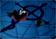 Edward Elric in Shock After Killing Greed 2