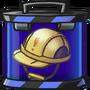 Upgrade Clunk Titanium hard hat