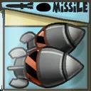 Upgrade Clunk Missile barrage