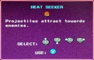 Heat Seeker Pickup