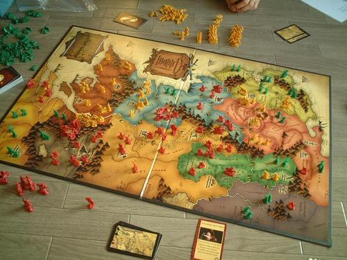 Best Lord Of The Rings Board Game