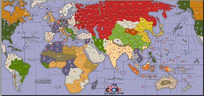 1939 Global War