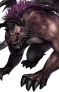 Behemoth Wild full render
