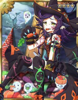 Halloween Tower HW3