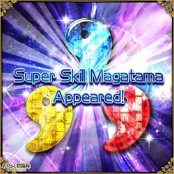 Super Skill Magatama Appear Square