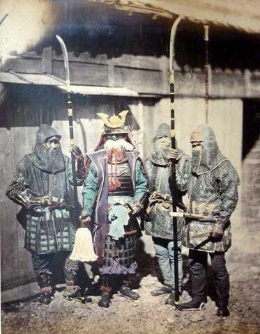 wiki kusari japanese mail armour