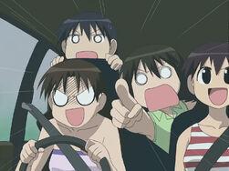 Yukari mad driver 8213