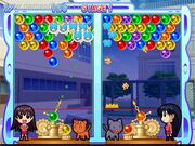 AD Puzzle Bobble Gameplay