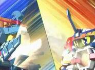 Cobalt Blade vs Bakurekuso