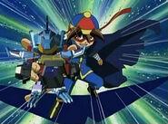 Wen and King Bakuso