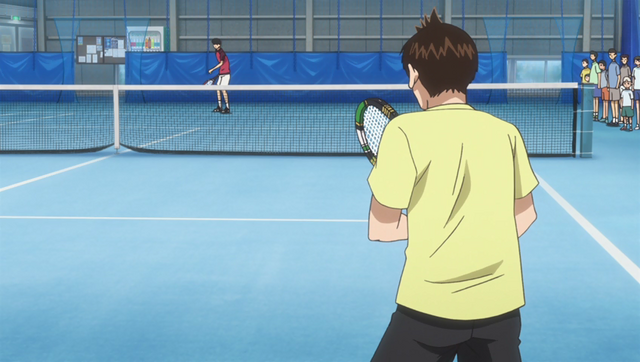 File:S1E03 Eiichiro prepares to hit Takumas serve.png