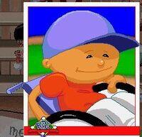 Kenny kawaguchi wheelchair