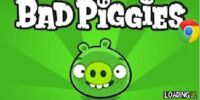 Bad Piggies Chrome