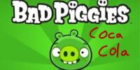 Bad Piggies Coca-Cola