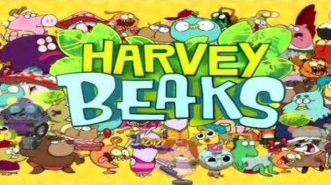 Harvey Beaks (Promo) Brand New Episodes HD Starting Monday June 6 on Nick